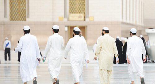 Beberapa Tips untuk Kenyamanan Sosial - Bersimpati dengan Sesama Jamaah Umroh dan Haji