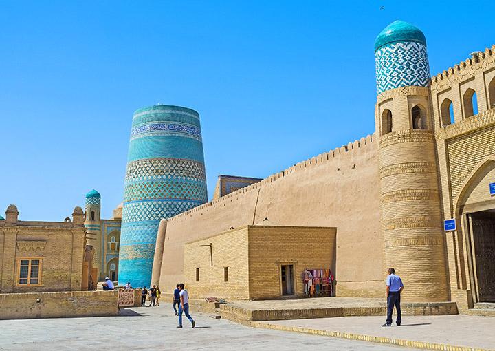 Citadel-Kunya-Ark, Al Safa Travel