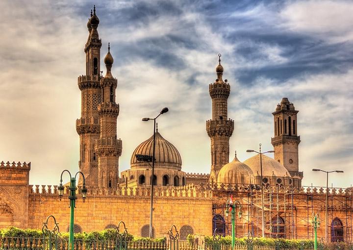 Masjid Al-azhar al safa travel