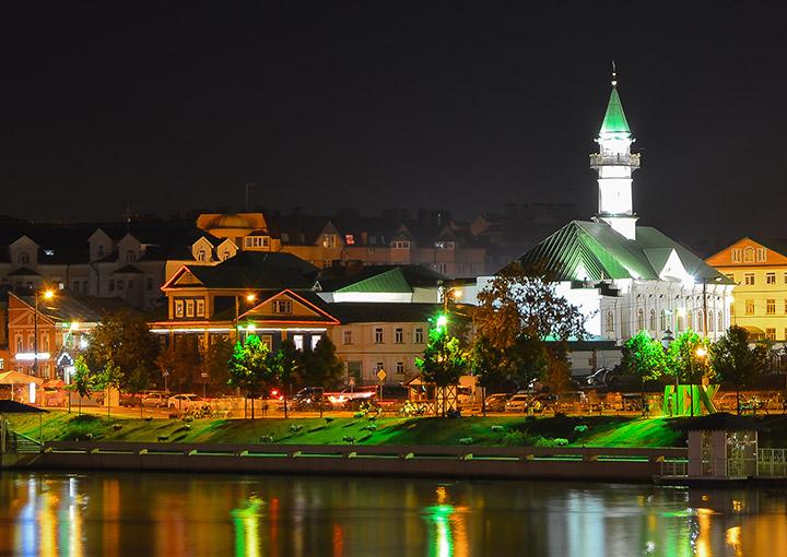 Marjani mosque al safa travel