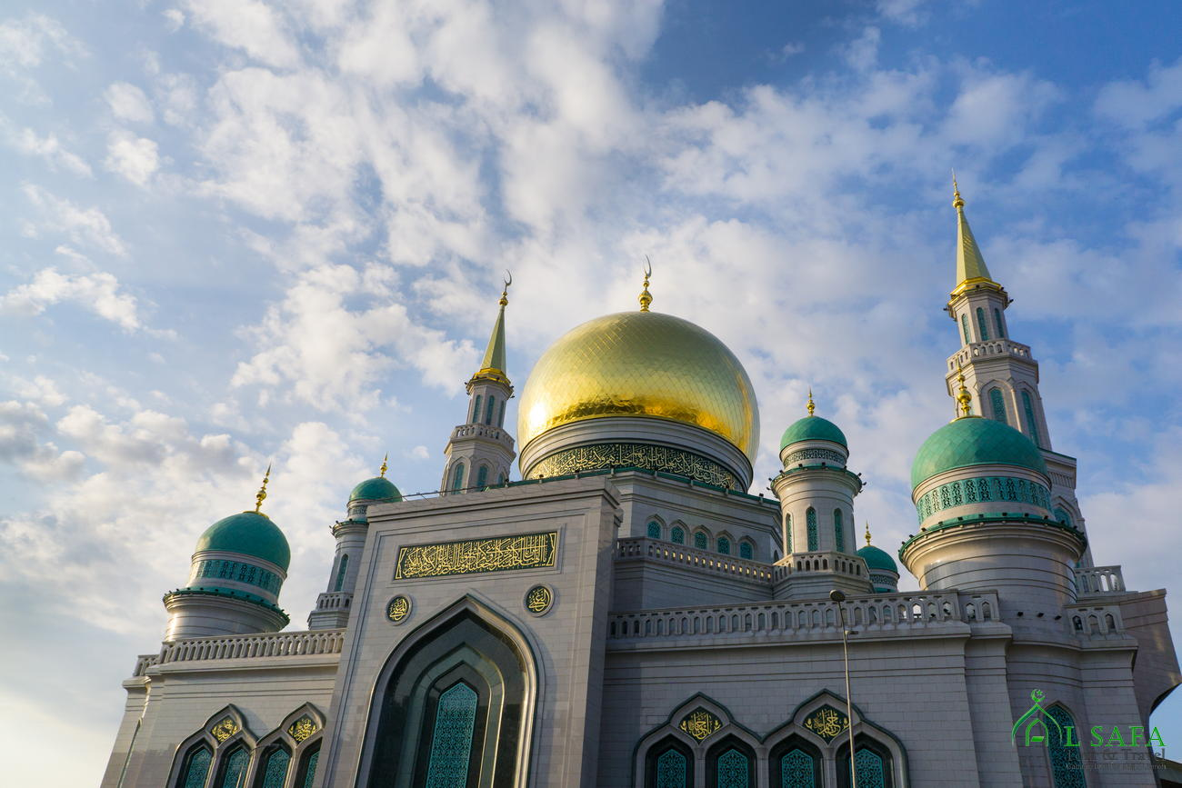Moscow Grand Mosque