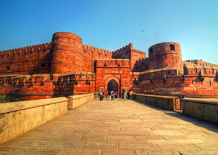 Red-Fort, India - al safa travel