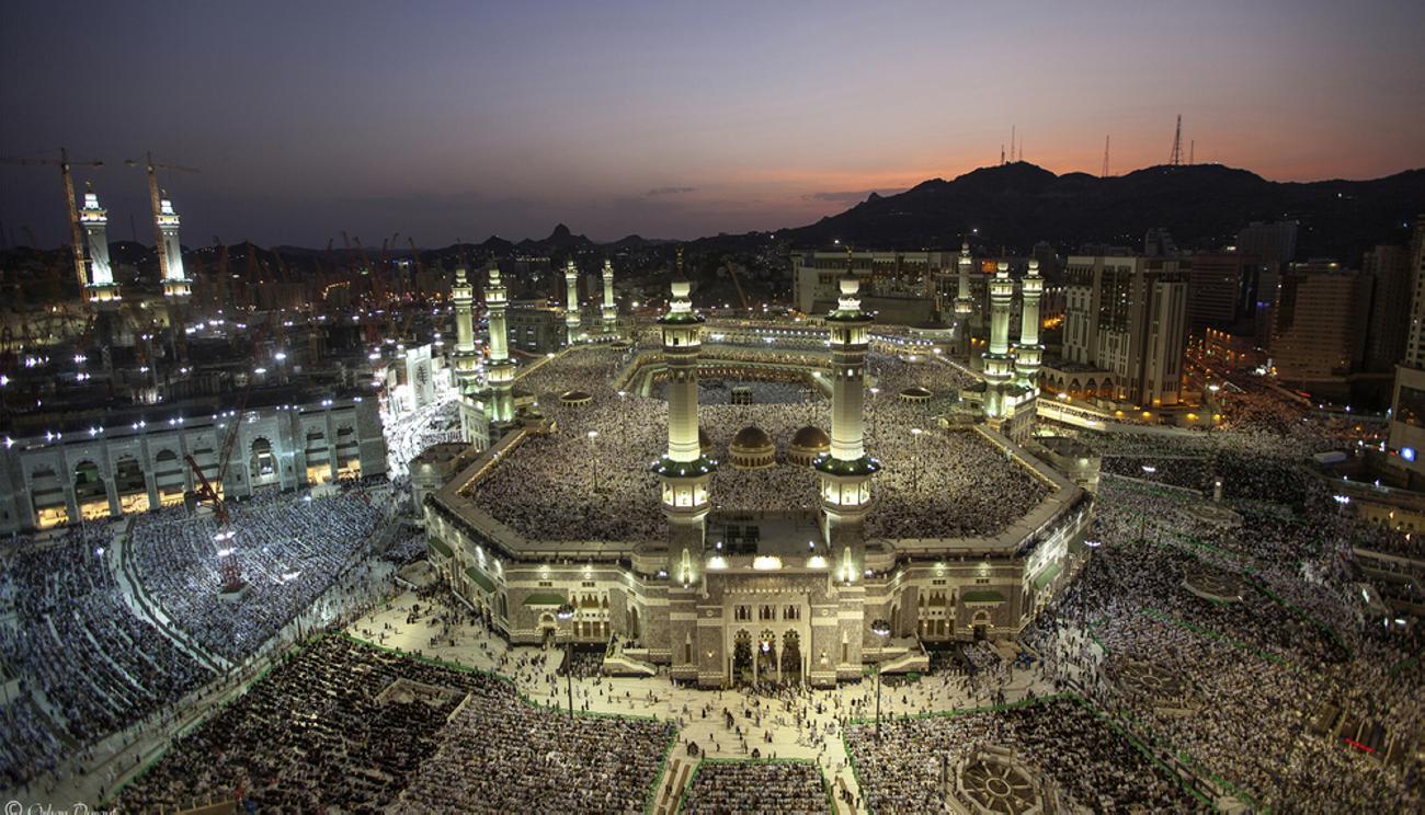 Masjidil Haram - Al Safa Tour & Travel