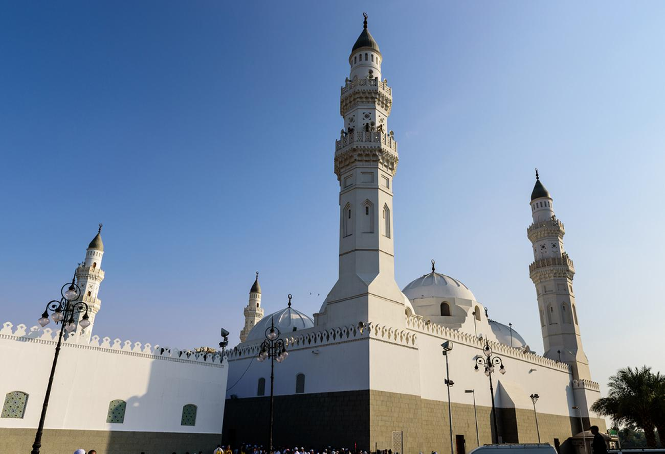 Mesjid Quba - Al Safa Tour & Travel