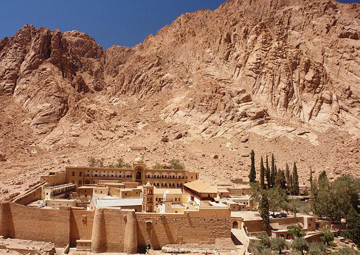 St-Catherine, Egypt al safa travel