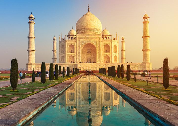 Taj-Mahal al safa travel