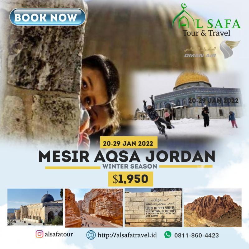 Mesir-Jordan-Aqso