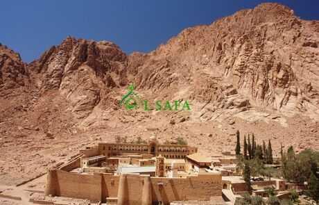 Mesir Biara
