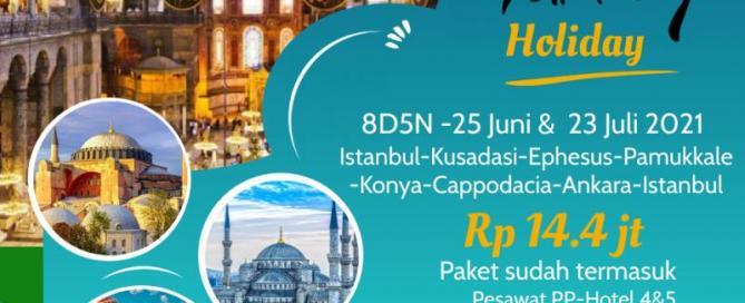 Tour Turki _ Juni 2021