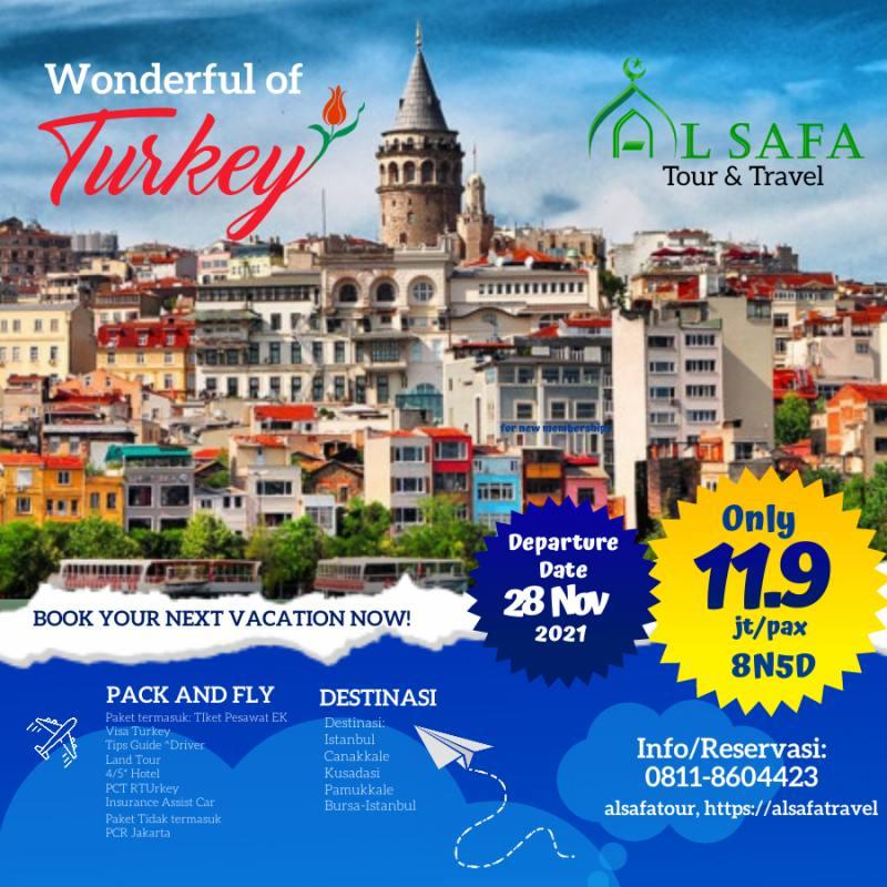 Wonderful Turki Nov 21